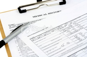 Medical insurance forms