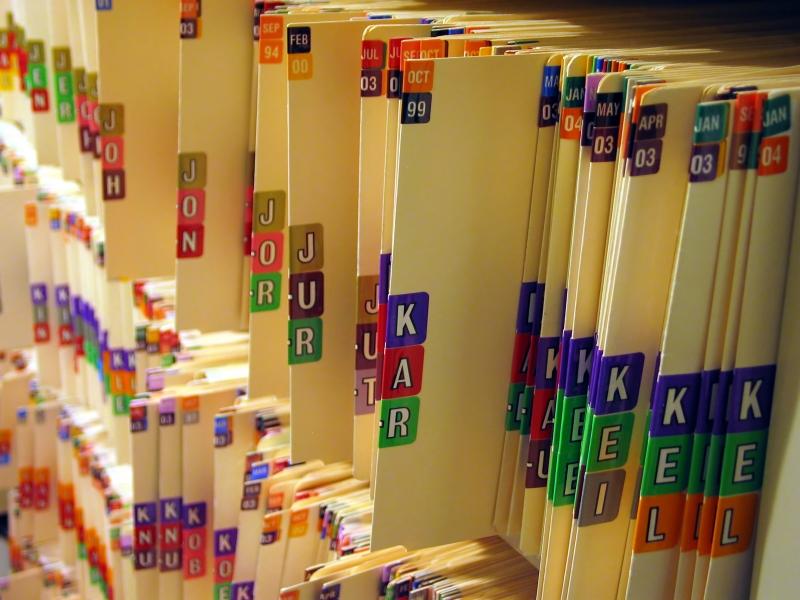 askins blog medical records